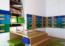 Super-fun-kids-study-area-embraces-colorful-minimalism-217x155