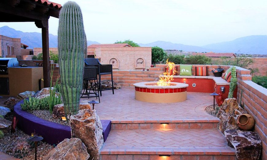 Perfect Outdoor Hangout: Inviting Fire Pit Seating Ideas for a Lovely Evening!
