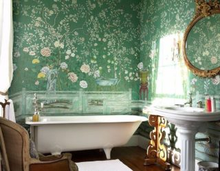 Hottest Bathroom Fall Color Trends to Try Out: 25 Ideas, Inspirations