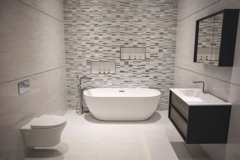 Beautiful bathroom design – Porcelanosa