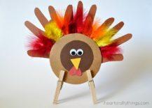 Colorful-Thanksgiving-kids-turkey-craft-217x155