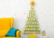 Colorful-and-easy-wrapping-paper-Christmas-tree-DIY-217x155