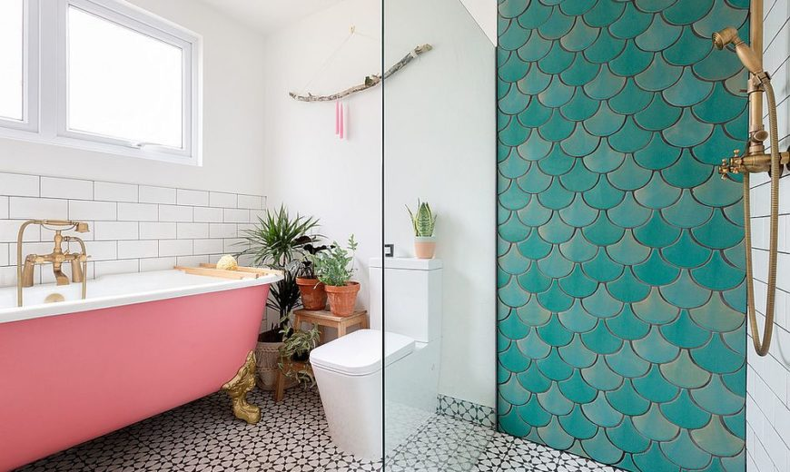 Design How To: Modernizing Moroccan-Style Tiles