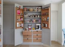 Sensational 25 Smart Small Pantry Ideas To Maximize Your Kitchen Storage Interior Design Ideas Tzicisoteloinfo