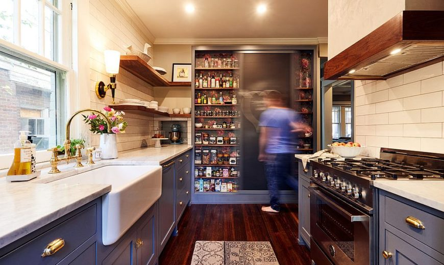 Kitchen Storage Ideas: Maximizing Space with 25 Smart Small Pantries