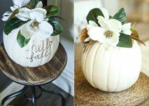 Fall-Magnolia-Pumpkin-Idea-for-Thanksgiving-217x155