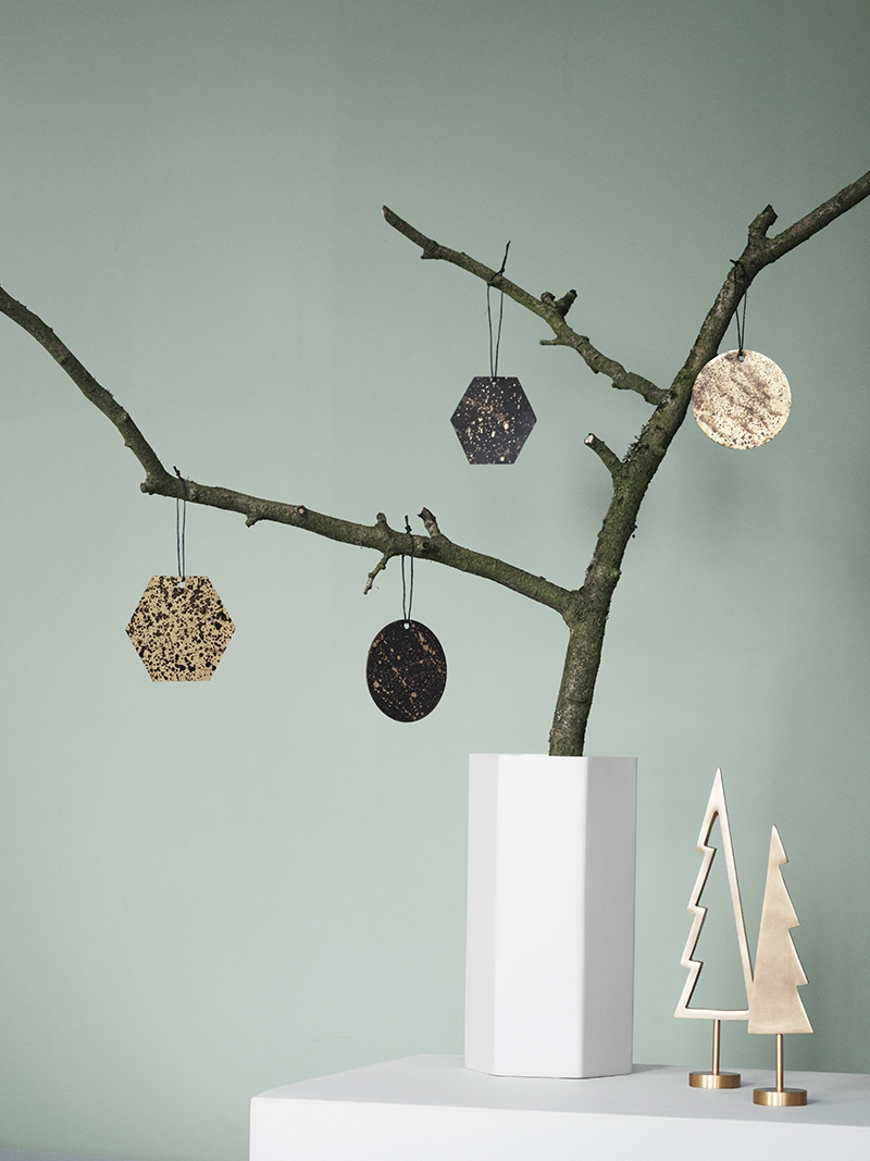 Modern ornaments from ferm LIVING