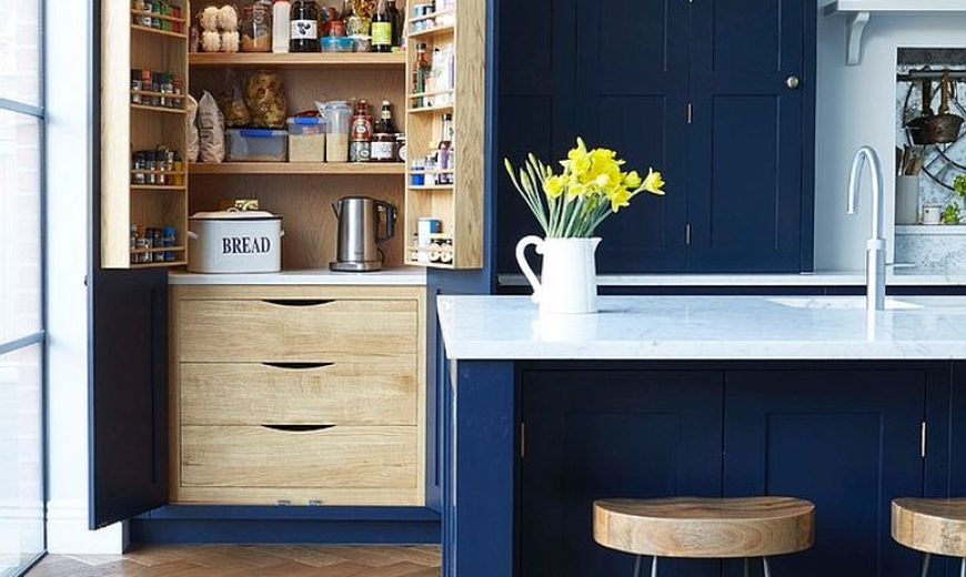 25 Small Pantry Ideas Offer Extra Kitchen Storage