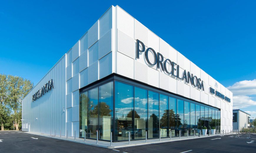 Inspiring Design Trip – Porcelanosa Showroom in Reading, UK