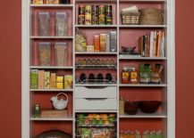 Simple-shelf-can-be-easily-turned-into-a-pantry-with-no-doors-217x155