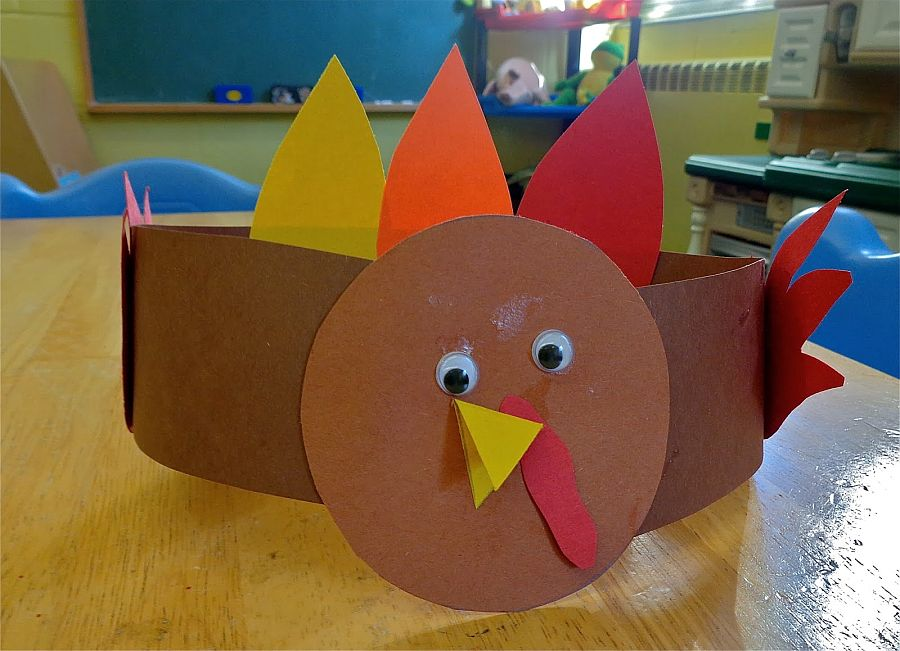 Smart DIY Thanksgiving placemat ideas