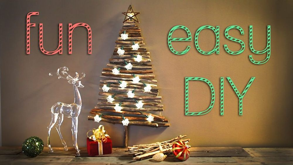 50 Diy Christmas Crafts To Get Your Home Ready For Festive Season Ahead
