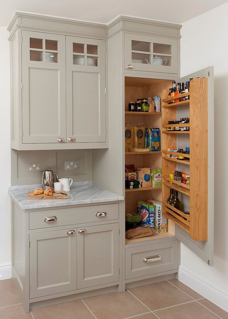 25 Smart Small Pantry Ideas To Maximize Your Kitchen