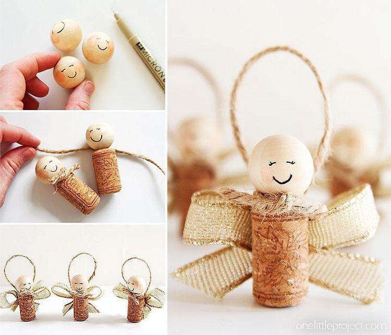 Ultra-Cute-Wine-Cork-Angel-Idea