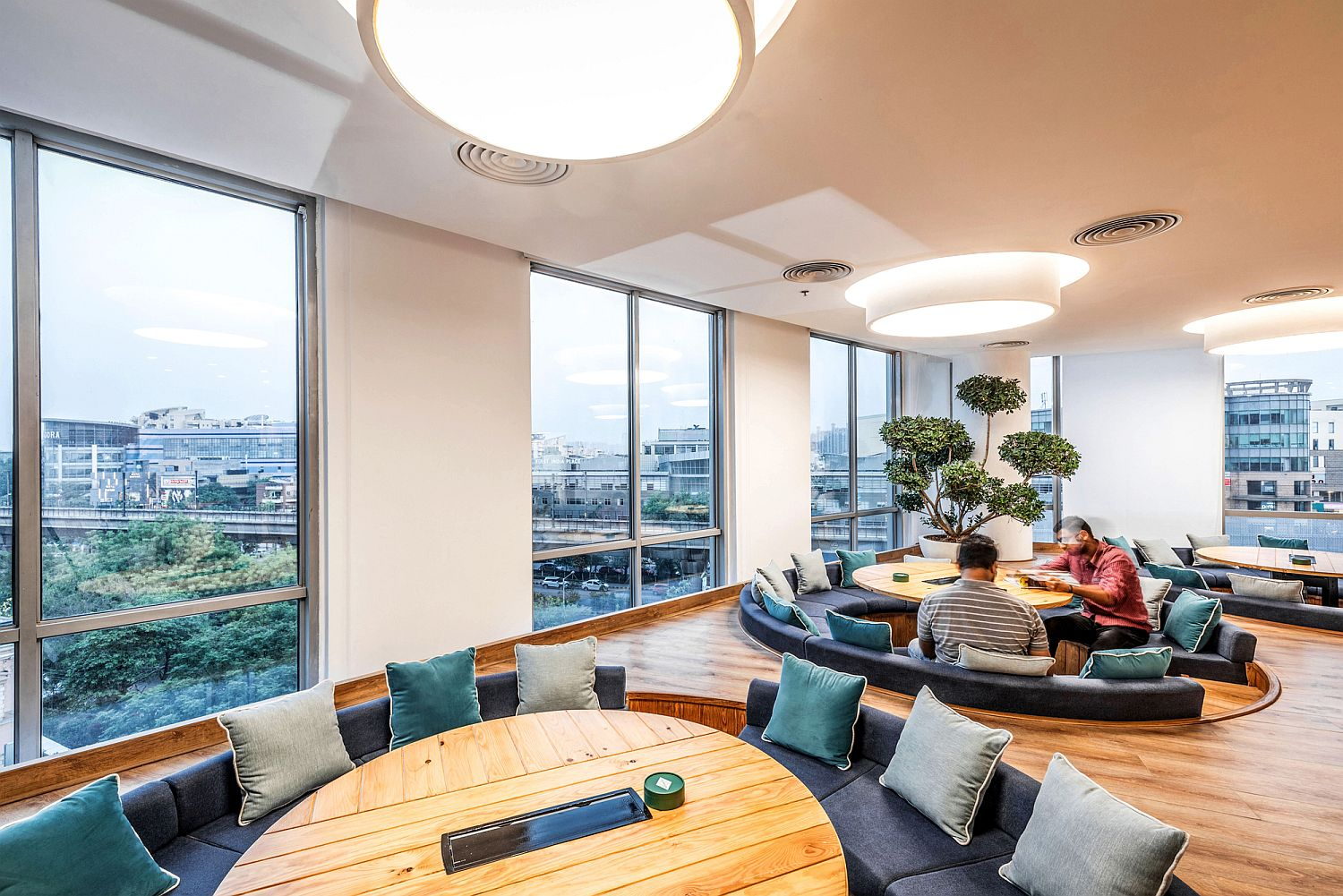William Grant & Sons Ideation Space by Design Plus