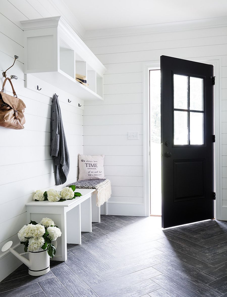 How To Design A Small And Stylish Mudroom With