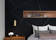 Black-accent-wall-brings-a-sense-of-refinement-to-the-dashing-contemporary-bedroom-217x155