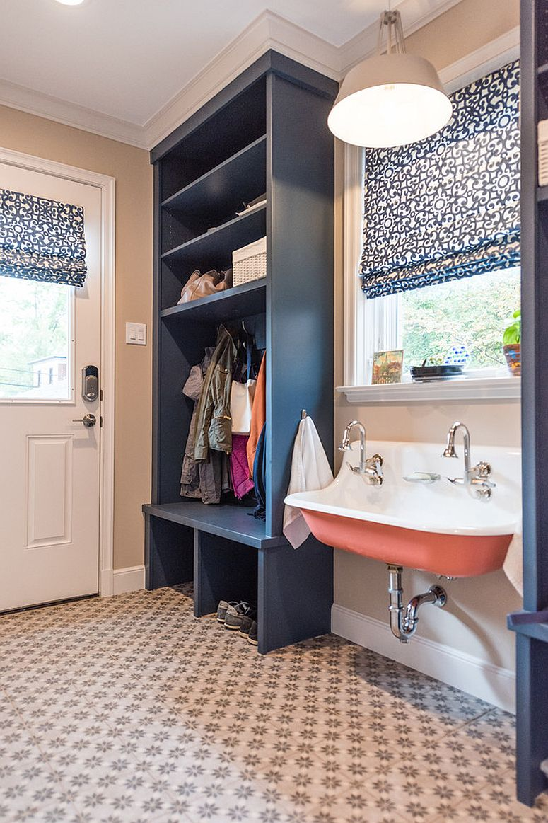 Crafting your mudroom in a way that you see fit!