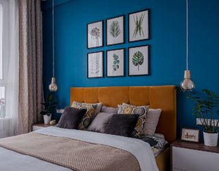 50 Brilliant Ways to Add Color and Brightness to Your Bedroom
