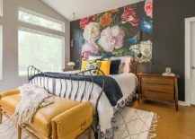 Flowery-backdrop-for-the-dreamy-eclectic-bedroom-217x155
