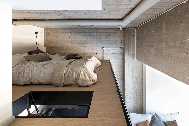 High-end space-savyy urban lofts in Amsterdam