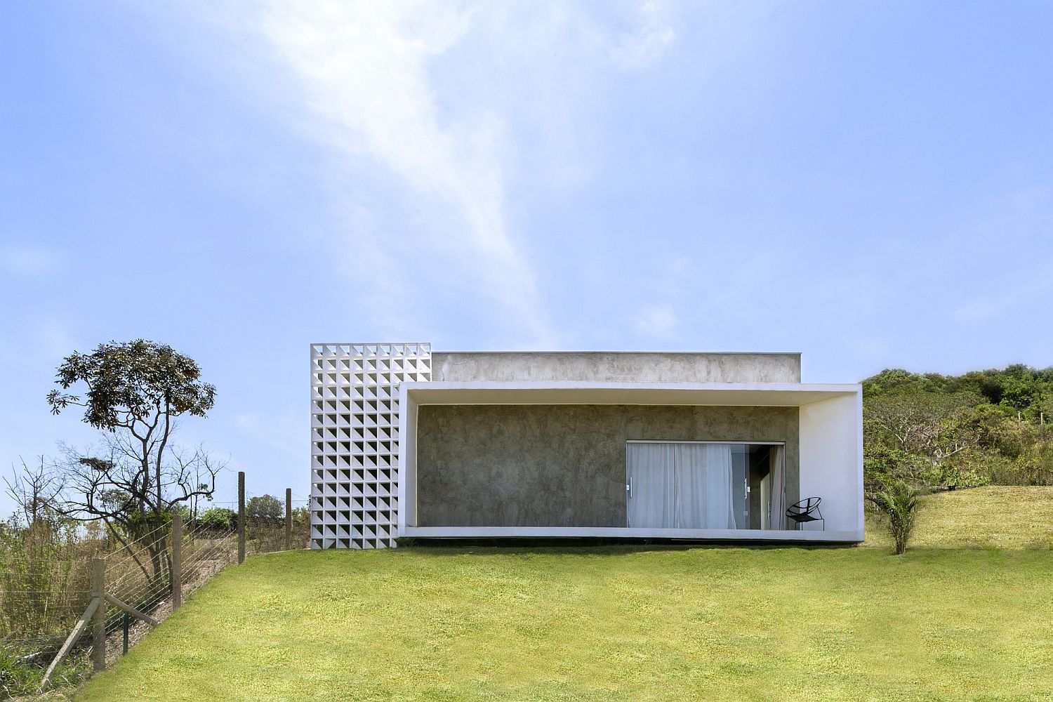 Minimal and efficient BV House in Brazil