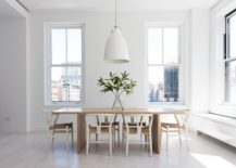 Oversized-white-pendant-for-the-minimal-Scandinavian-dining-room-217x155