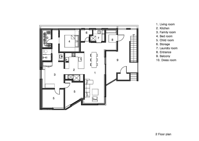 Second-level-floor-plan-of-Villa-Villekulla-Café-house