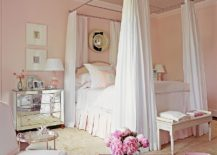Shabby-chic-bedroom-in-pastel-pink-feels-absolutely-magical-217x155