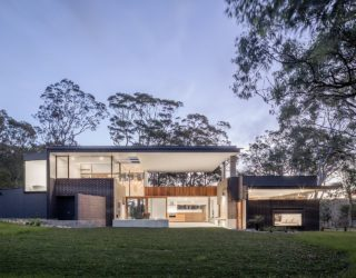 Brass House in Newcastle: Bridging the Urban-Rural Divide with Smart Design