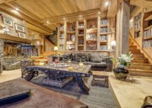 Stone-and-wood-shape-the-stunningly-beautiful-interior-of-the-chalet-217x155