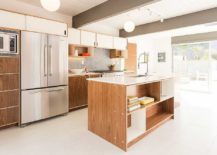 White-and-wood-cabinets-along-with-island-perfectly-fit-into-the-midcentury-style-of-the-kitchen-217x155