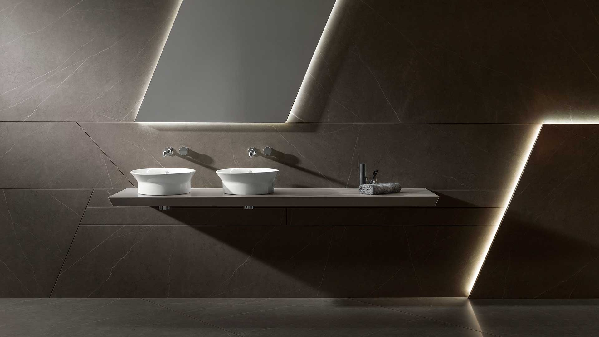 Inspirational Kitchen And Bathroom Wares And Styles For 2019 By Porcelanosa Grupo