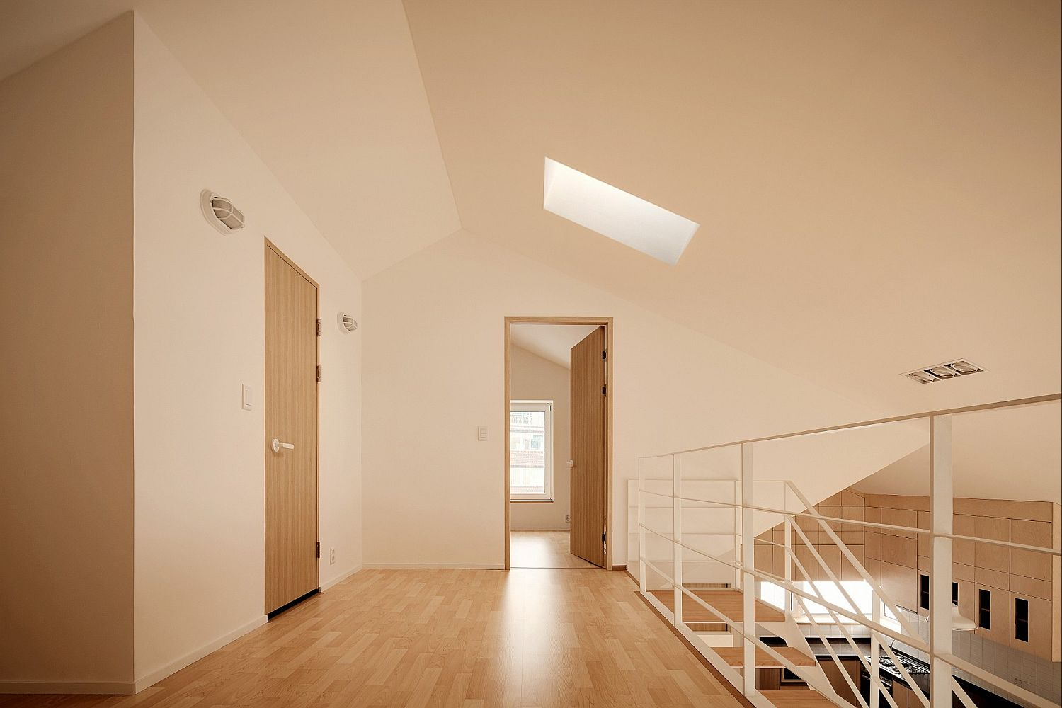Cost-effective multi-generational house in South Korea