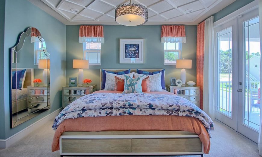 Colorful Drapes that Showcase Best Trends of 2019: 30 Ideas and Inspirations