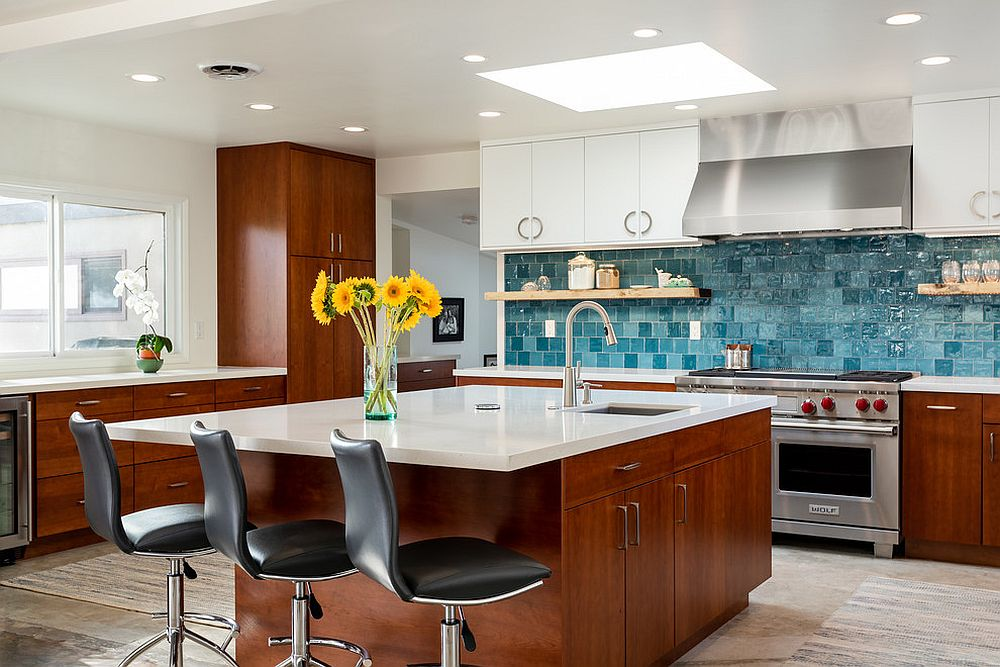 Finding the right backsplash for the modern kitchen