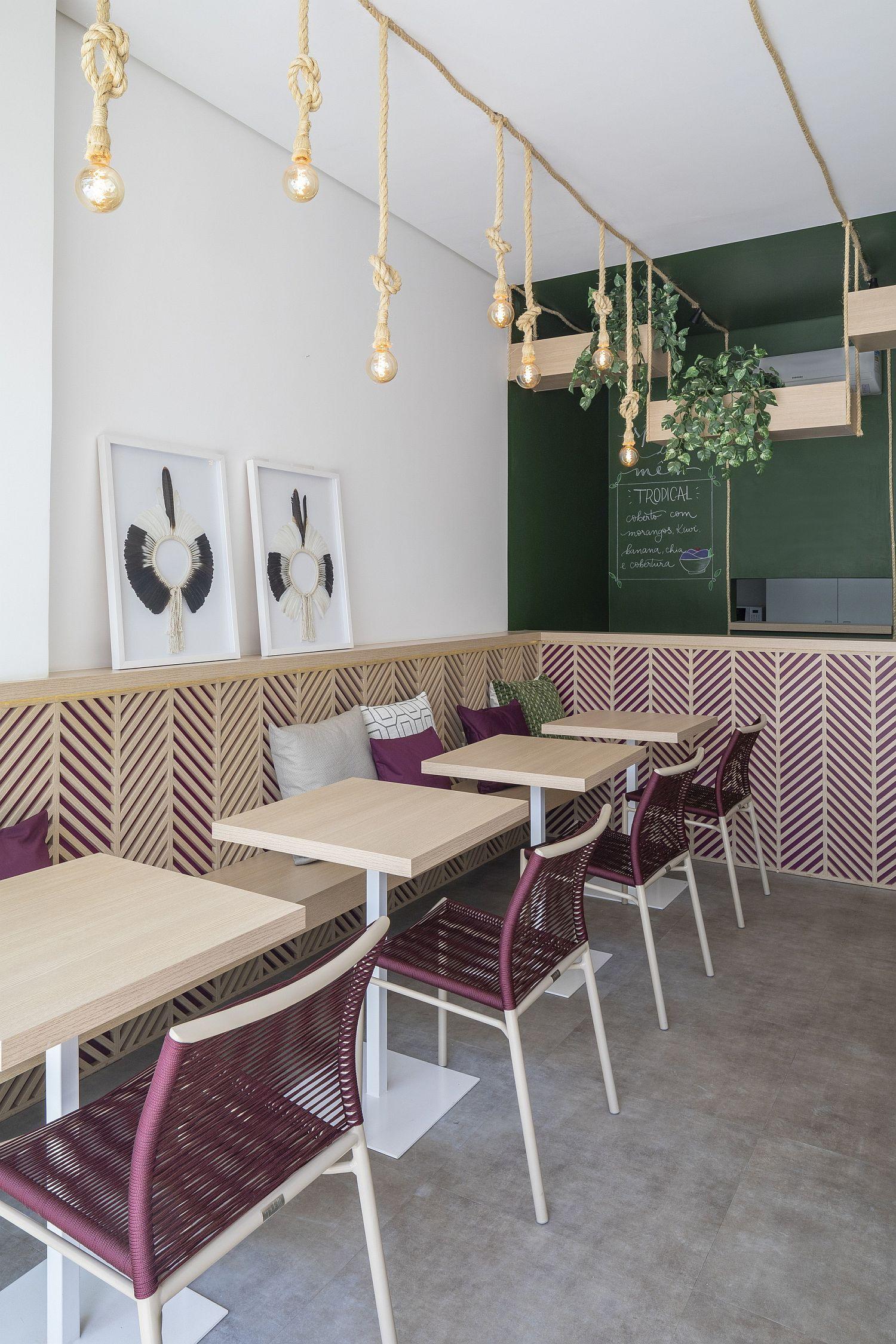 Innovative new design of diner in Brazil