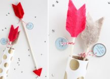 Lovely-DIY-arrow-crafts-bring-fun-motifs-to-the-bedroom-wall-217x155
