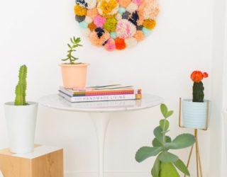20 DIY Wall Hangings with Modern Flair