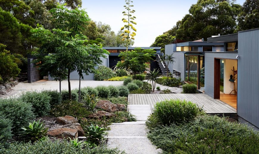 Contemporary Aussie Home Makeover Combines Nature with Sweeping Spaces