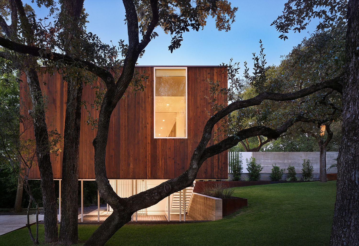 Sugar Shack Residence in Austin, US