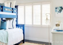 Summer-cabana-bedroom-in-white-with-blue-accents-and-decor-all-around-217x155