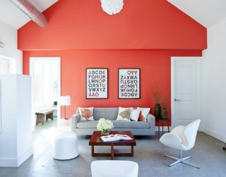 Decorating with Living Coral: Pantone's Color of the Year 2019
