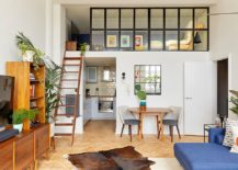 Altered-mezzanine-level-of-mid-century-modern-apartment-with-a-difference-217x155