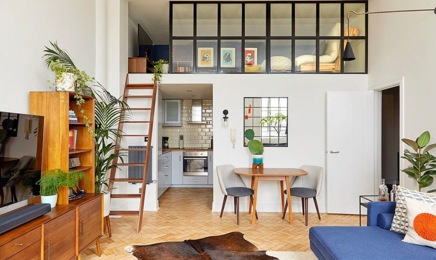 20 Apartments With Loft Levels That Add Style and Save Space