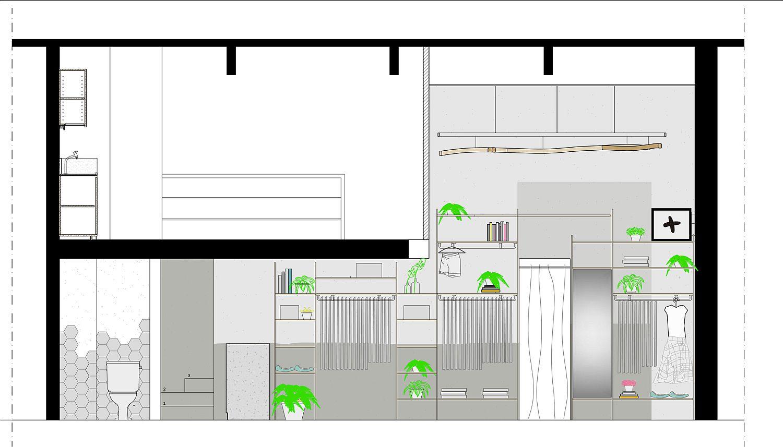 Design-plan-of-the-modern-Self-Store-in-Brazil