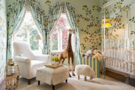 20 Nursery Wallpaper Ideas that Add Vivacious Personality to the Space