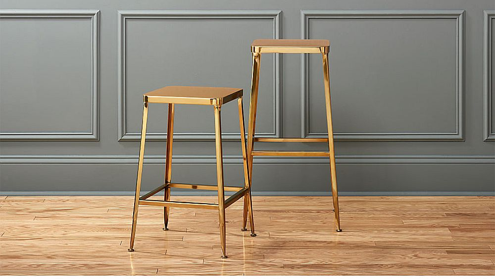 Cool 25 Trendy New Bar Stool Ideas For Your Dream Kitchen Top Machost Co Dining Chair Design Ideas Machostcouk