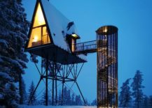 Explore Secluded Norwegian Forests With A Stay At These Awesome Cabins On Stilts!