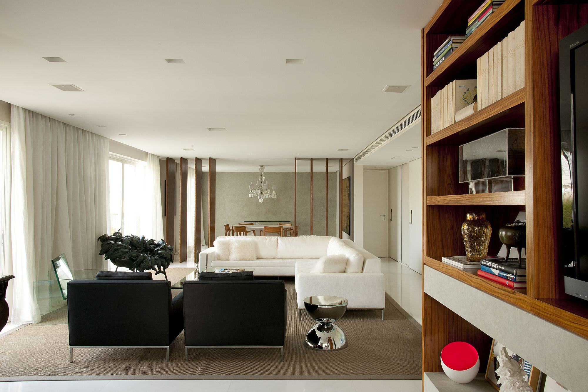 Stunningly Sophisticated Penthouse In Sao Paulo Designed For The Newly Wed